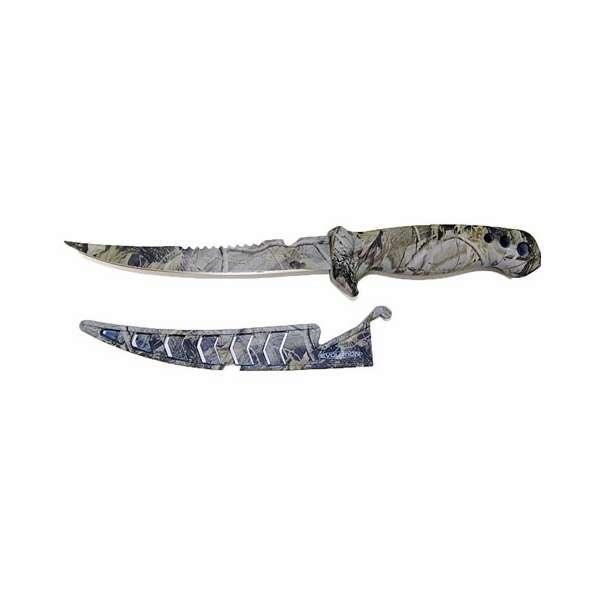 Evolution ev fk6002 6 in fillet knife tackledirect for Best fillet knife for saltwater fish