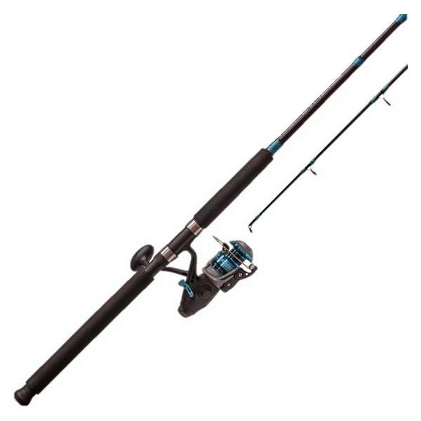 Fin-Nor BT60701M Bait Teaser Rod & Reel Combo - 7ft   TackleDirect