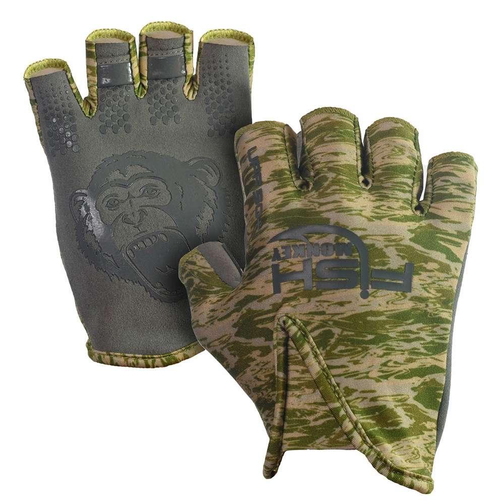 Fish Monkey Stubby Guide Glove Size M Americana