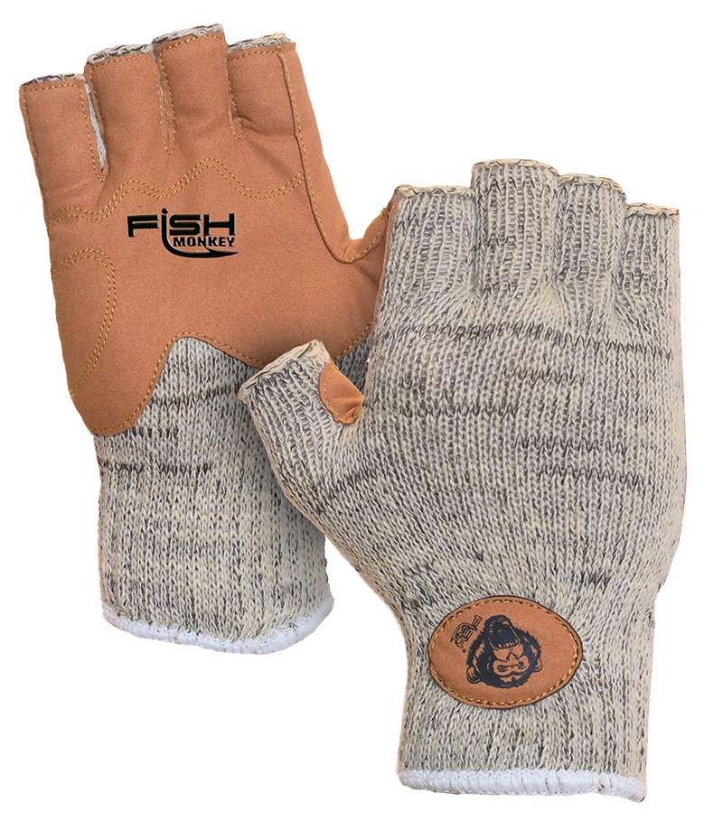 Fish monkey wooly wool gloves tackledirect for Fish monkey gloves