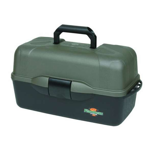 Flambeau 2137B 3 Tray XL Tackle Box  sc 1 st  TackleDirect & 2137B 3 Tray XL Tackle Box Aboutintivar.Com