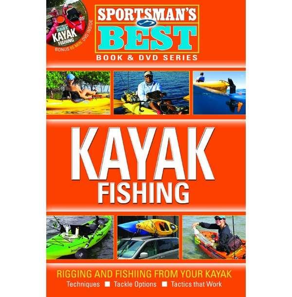 Sportsmans Richest Kayak Fishing Book DVD Combo