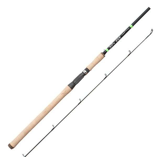 G loomis e6x 1203 2s e6x steelhead float spinning rod for Best freshwater fishing rods