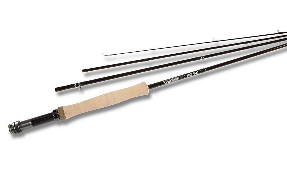 G loomis imx pro 590 4 fly fishing rod for Loomis fishing rods