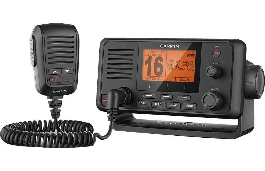 d67f412d Garmin 010-01654-00 VHF 210 AIS Marine Radio   TackleDirect
