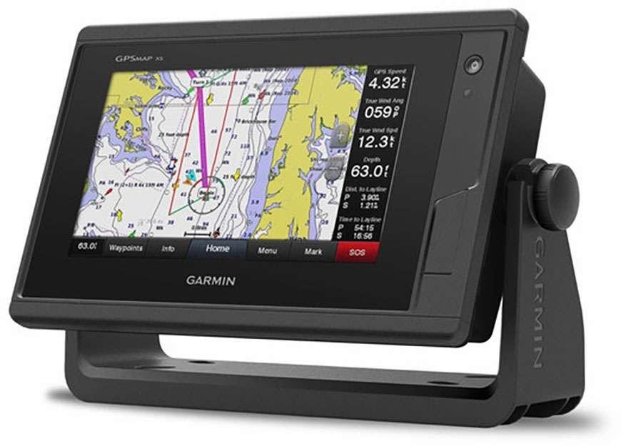 Image of Garmin GPSMAP 722xs Chartplotter/Sonar Combo