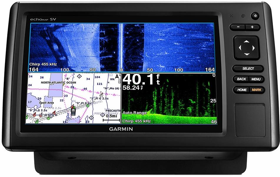 Garmin echoMAP CHIRP 94sv w/ US BlueChart g2 & Transducer - Over 50% on