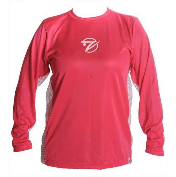 Gillz Tournament Series Women's LS Shirt - Hot Pink - Small GLZ-0018-1