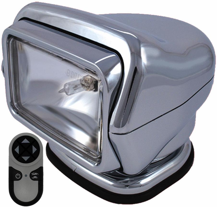 Golight HID Stryker Searchlight w/ Wireless Remote