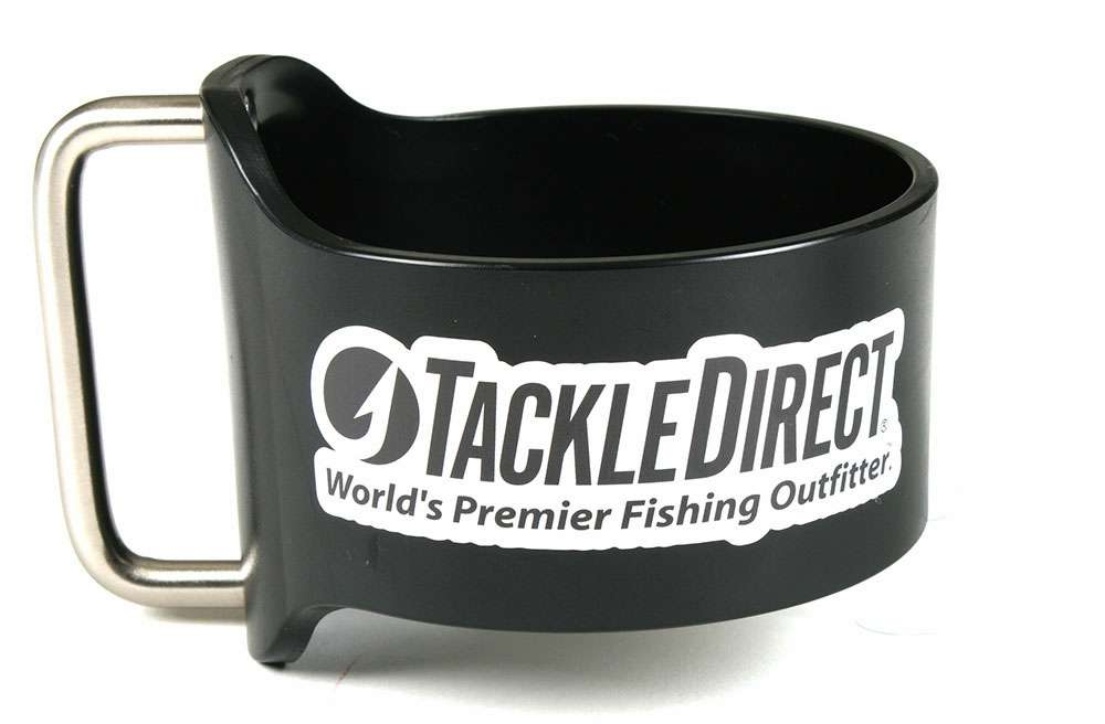 Grapplr Cup Handle for Yeti 30oz Rambler w/ TackleDirect Logo GRAPPLR-CUP-HANDLE-FOR-YETI-RAMBLER-30OZ-TD-LOGO