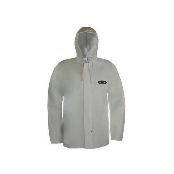 Grundens P82W Petrus 82 Rainjacket White - Medium GRU-0035-1