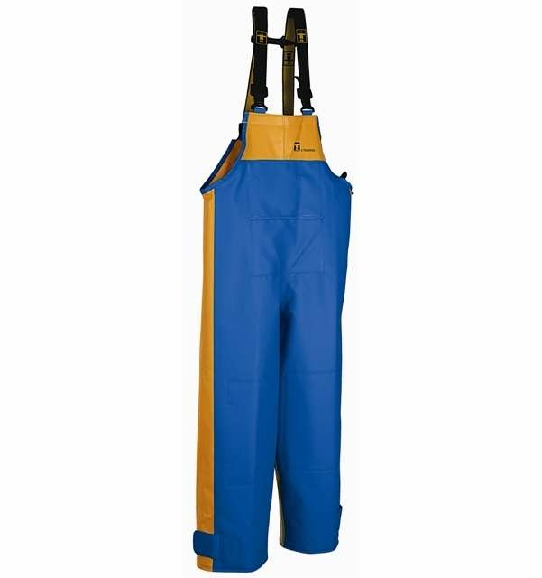 Guy cotten x trapper bib trousers tackledirect for Commercial fishing gear