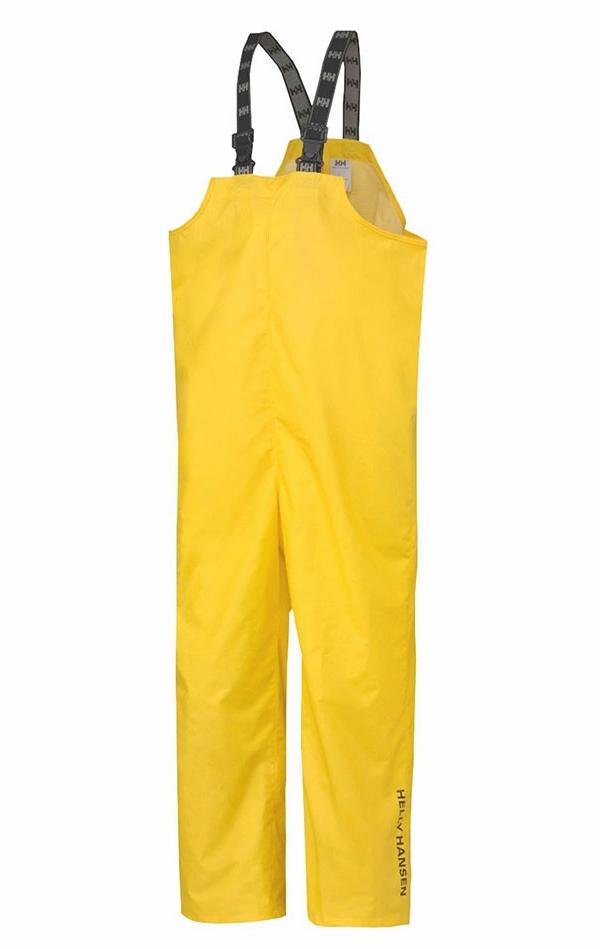 HELLY HANSEN 70529/_590-M Rain Bibs,PVC//Polyester,Navy,M
