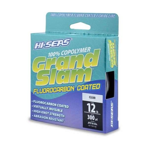 035926116078 UPC - Hi Seas 300 Yard Grand Slam Spool, 12   UPC Lookup