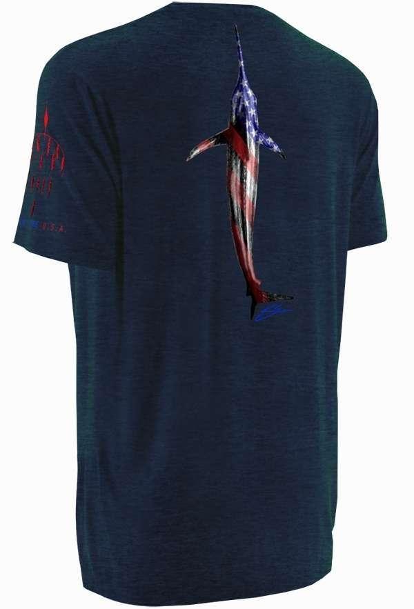 Huk performance fishing huk k scott fourth t shirt for Huk performance fishing