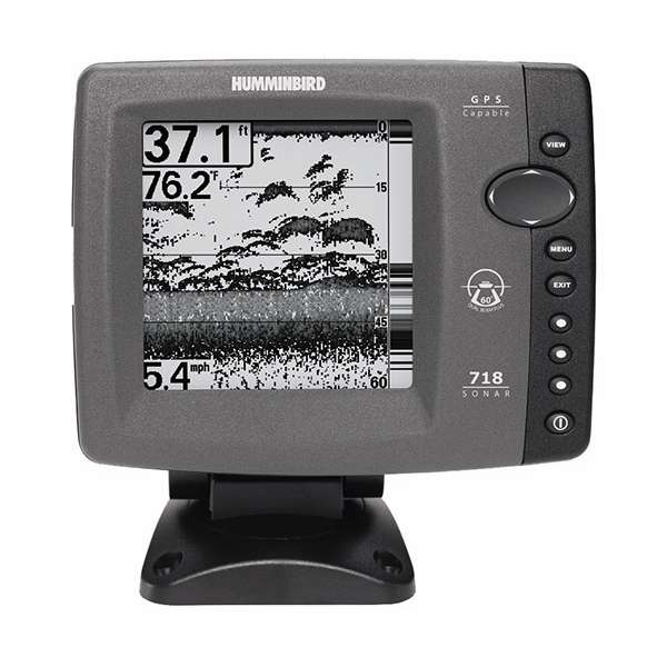 Humminbird 718 fishfinder tackledirect for Hummingbird fish finder parts