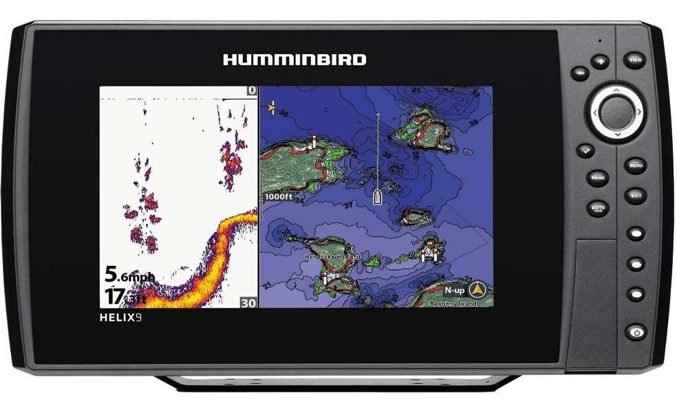 Humminbird 409920-1 HELIX 9 Sonar/GPS Combo