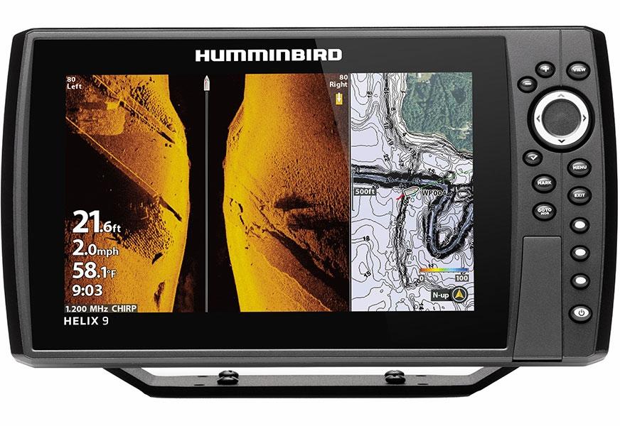 Humminbird 410860-1 HELIX 9 G3N