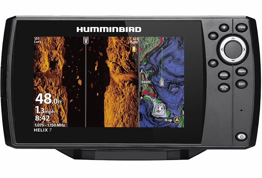 Humminbird 411080-1 HELIX 7 G3N