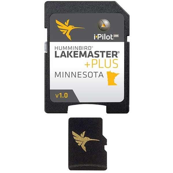 Humminbird 600021-3 LakeMaster Minnesota PLUS - MicroSD/SD