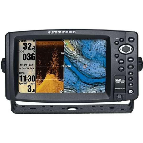 Humminbird 959ci HD DI Combo - Down