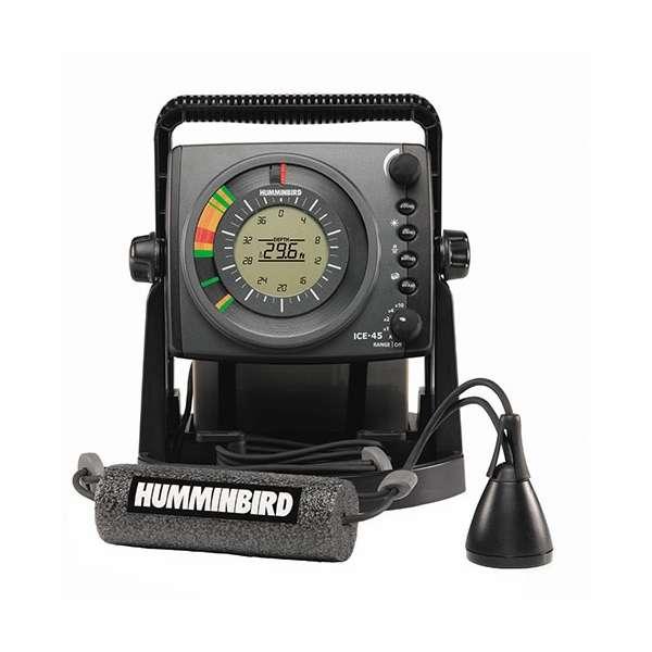 Image of Humminbird ICE-45 Ice Fishing Flasher