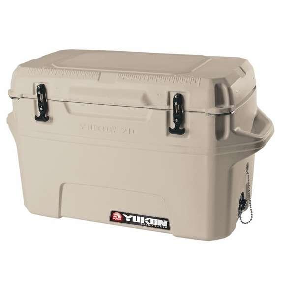 Igloo Yukon Cold Locker 70 Quart Cooler - Tan -  00044858