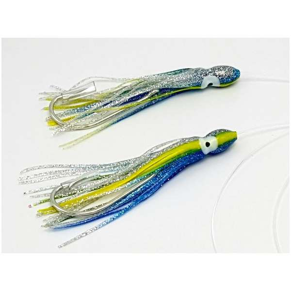 JAW Lures Tuna Buster - Blue/Silver Belly JAW-0001-3