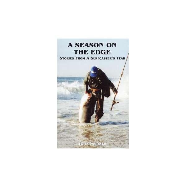 John skinner 39 s a season on the edge book for John skinner fishing