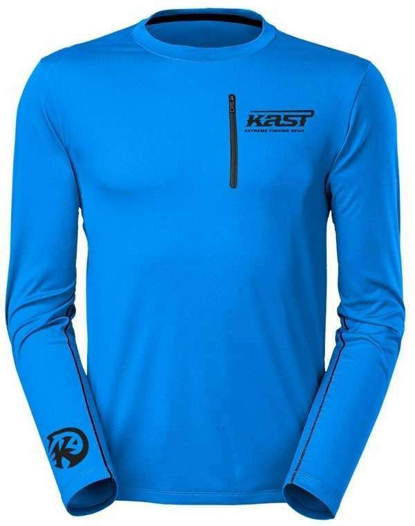 Kast Gear 1502 Kayman Tech Top - Ocean Blue - Small KAS-0021-1