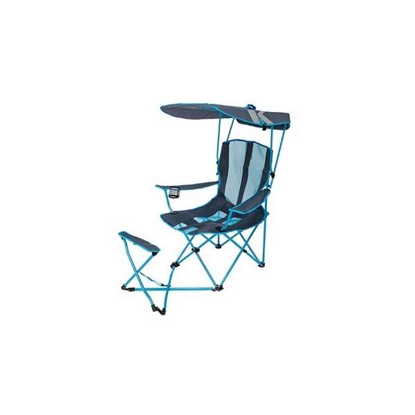 Kelsyus Canopy Chair With Ottoman Tackledirect