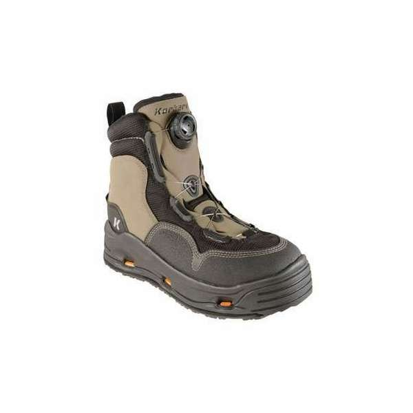 Korkers whitehorse fishing wading boot tackledirect for Wading shoes for fishing