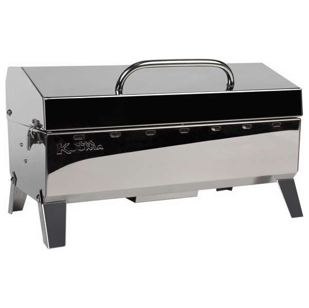 Kuuma 58130 Stow N' Go 160 Gas Grill w/ Regulator