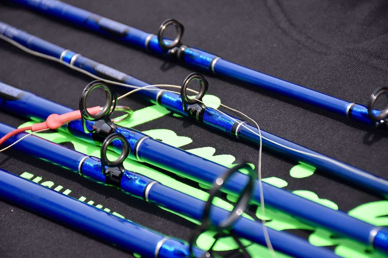 Lamiglas bw8040s blue water series rod tackledirect for Offshore fishing tackle