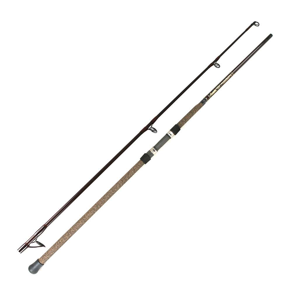 Lamiglas xsra 1383 2 ron arra pro surf spinning rod for Surf fishing tackle