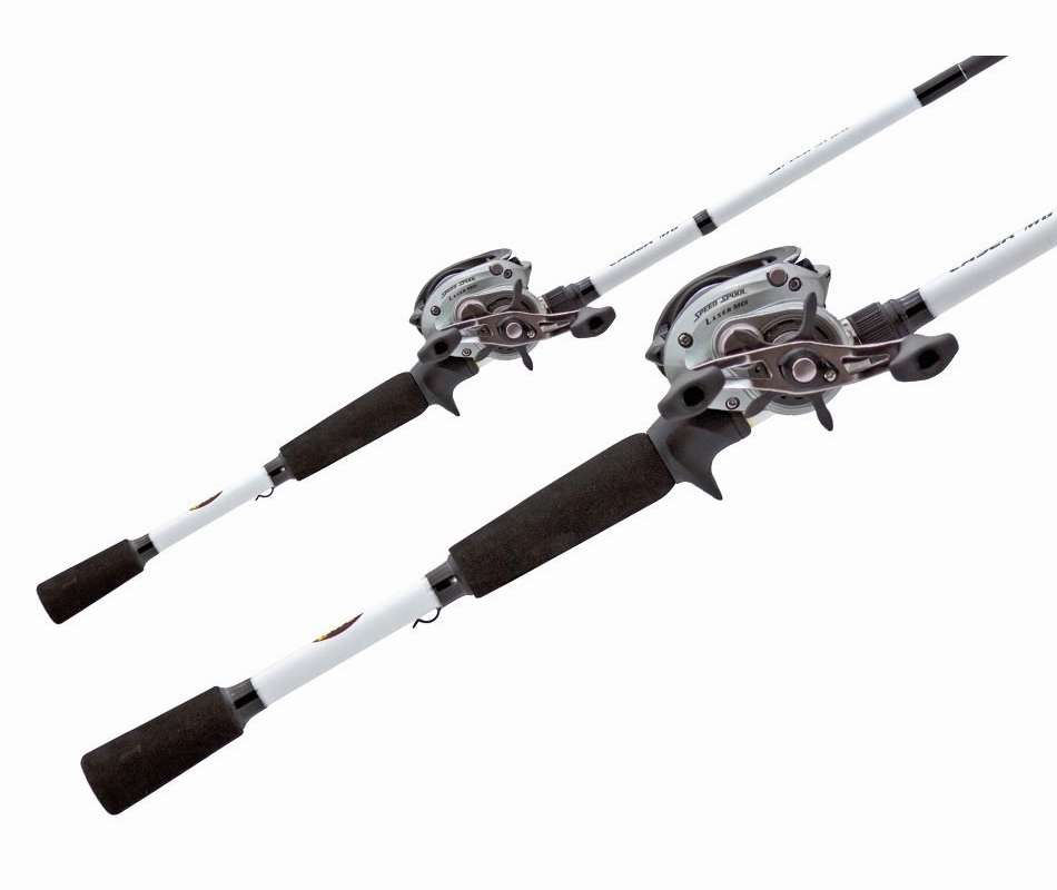 Lew 39 s lsg1hlmg610mh laser mg baitcasting combo tackledirect for Lews fishing rods