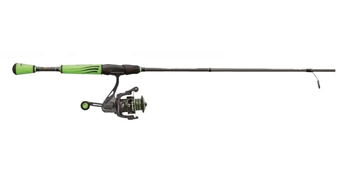 Lew 39 s m22069mlfs mach ii speed spinning combo for Lews fishing combo