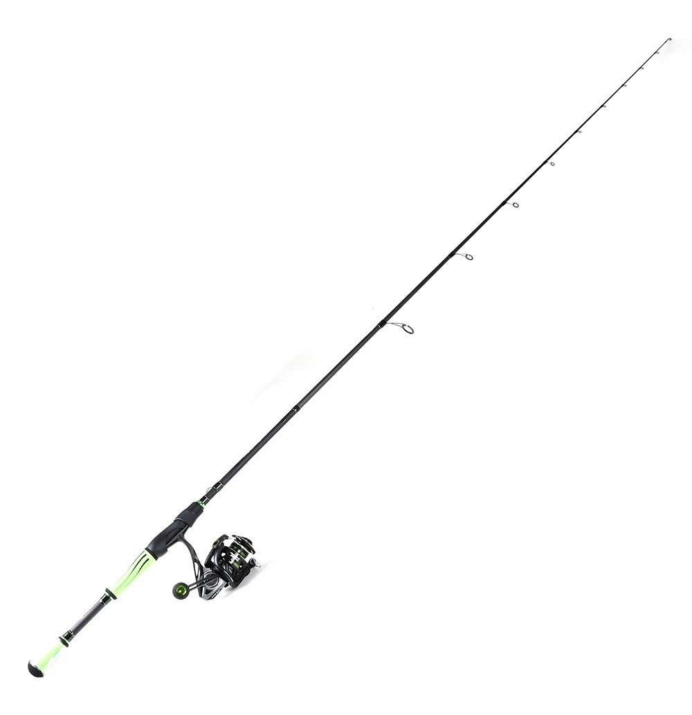 Lew 39 s m23069mfs mach ii speed spin combo tackledirect for Lews fishing combo