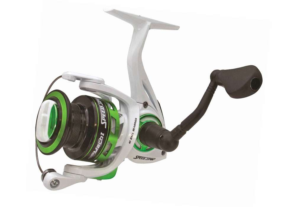 Lew 39 s mach 1 speed spinning reels tackledirect for Lews fishing apparel