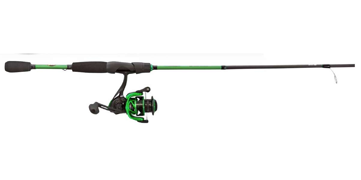 Lew 39 s ms3066m mach speed spinning combo for Lews fishing combo