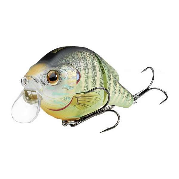 Livetarget lures pumkinseed wakebait tackledirect for Freshwater fishing lures