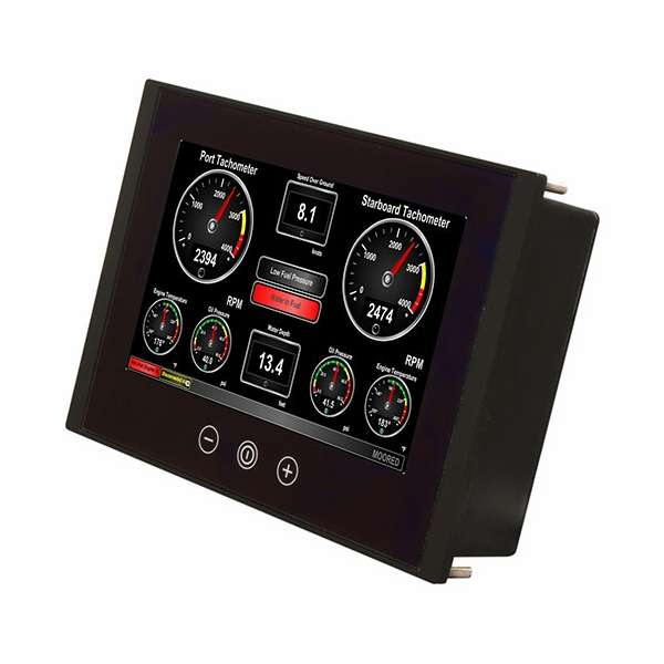 Maretron TSM800C 8in Bark Monitoring and Control Touchscreen