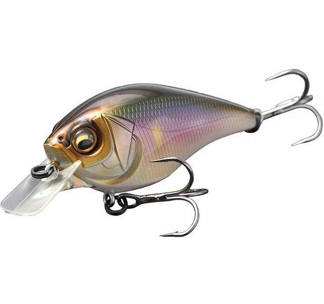 Megabass fx knuckle 60 tackledirect for Freshwater fishing gear