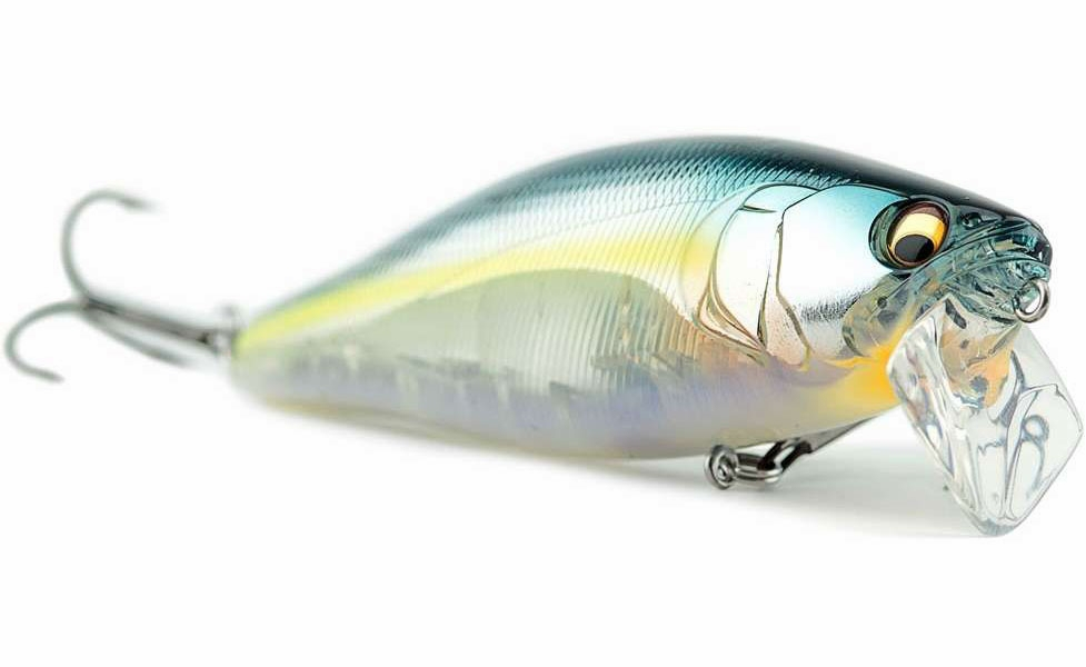 Megabass i jack topwater lure tackledirect for Topwater fishing lure