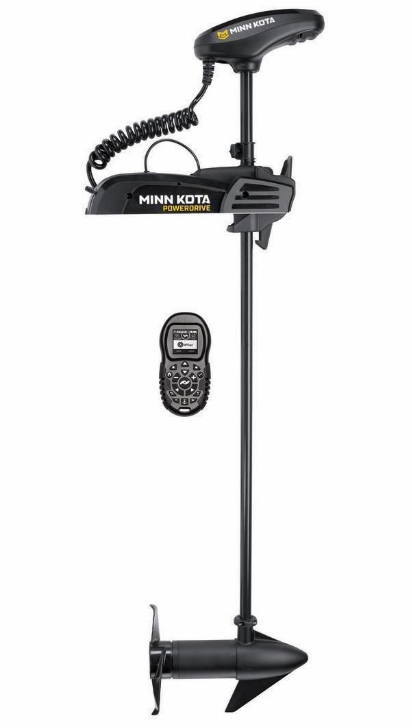 Minn Kota 1358744 PowerDrive 55 Trolling Motor W I Pilot Bluetooth