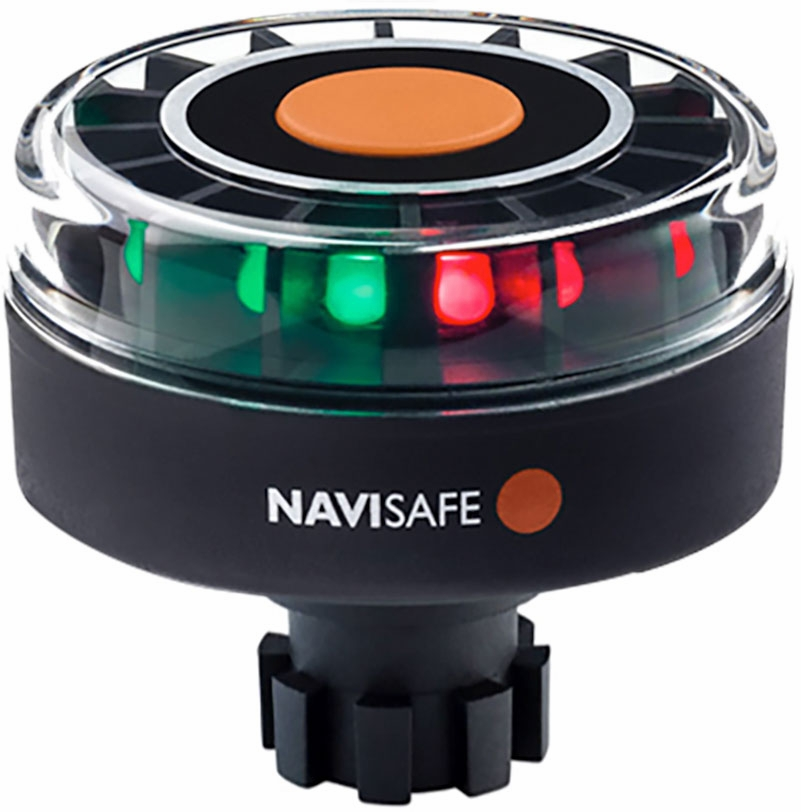 Navisafe Navilight Tricolor 2NM w/ Navibolt Base
