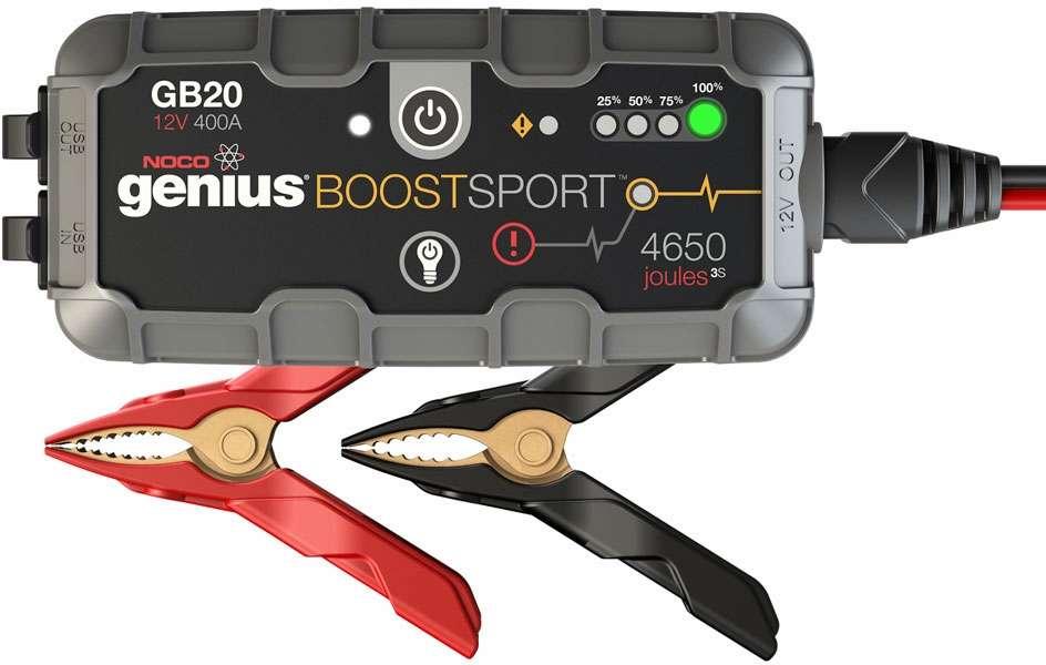 NOCO GB20 Genius Boost Sport Jump Starter
