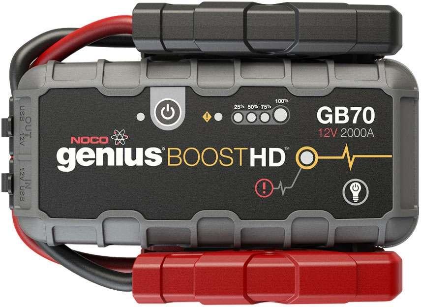 NOCO GB70 Genius Boost HD Jump Starter