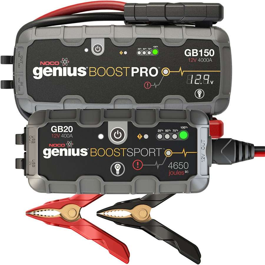 noco genius boost jump starters tackledirect. Black Bedroom Furniture Sets. Home Design Ideas