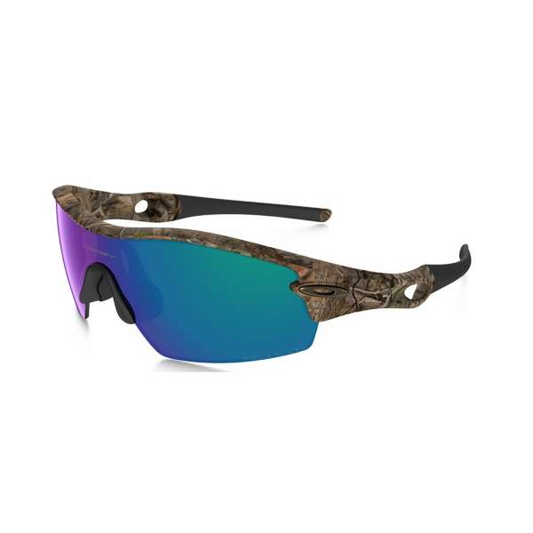 oakley radar pitch sunglasses woodland camo shallow blue rh tackledirect com  oakley radar range polarized lenses